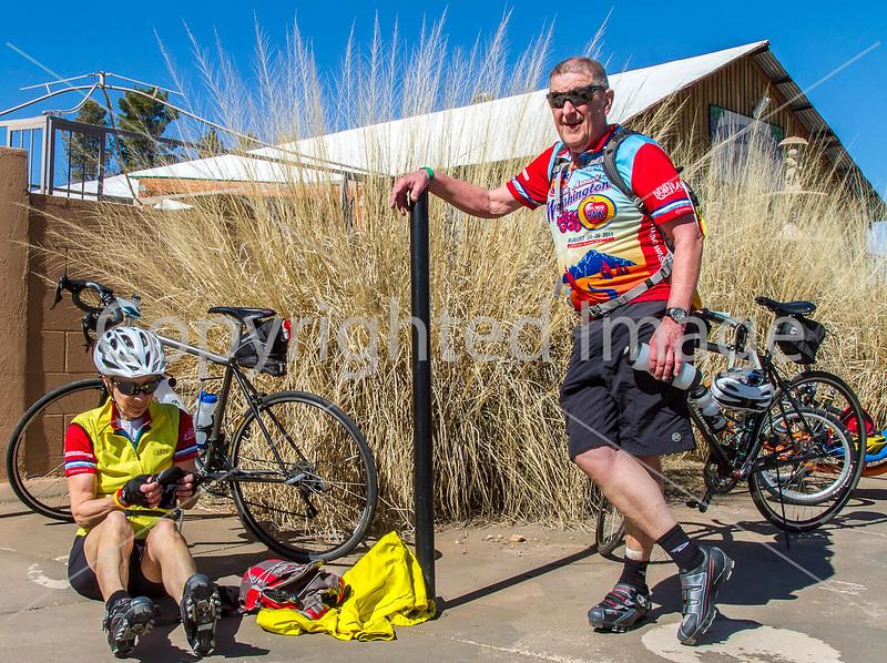 ACA - Arriving for lunch in Elgin, Arizona - D3-C3#1-0161 - 72 ppi