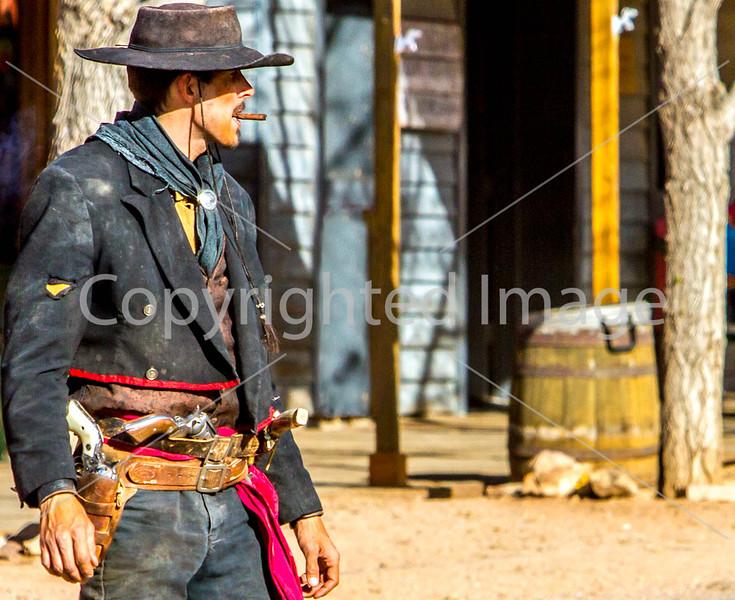Gunfighters in Tombstone, Arizona - D3-C1- - 72 ppi-3-2