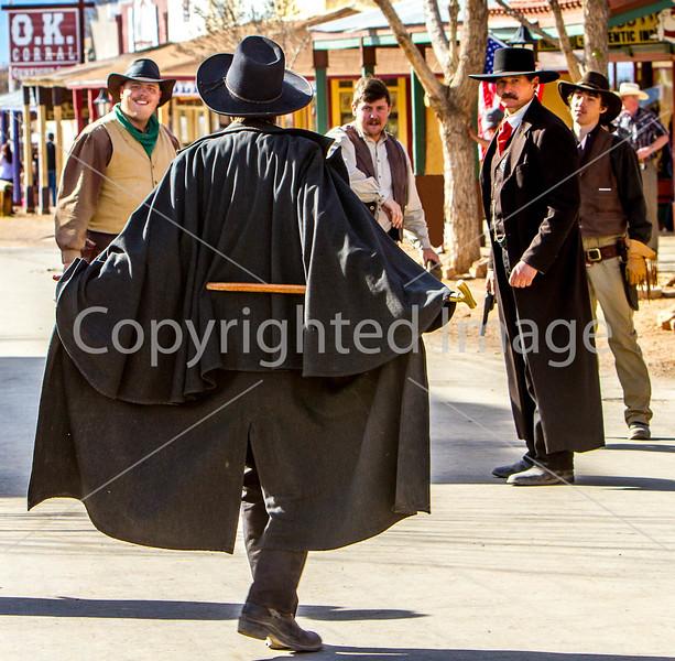 Doc Holliday, Tombstone, Arizona - D3-C1- - 72 ppi