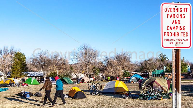 ACA - Campsite in Patagonia, Arizona - D3-C2-0013 - 72 ppi
