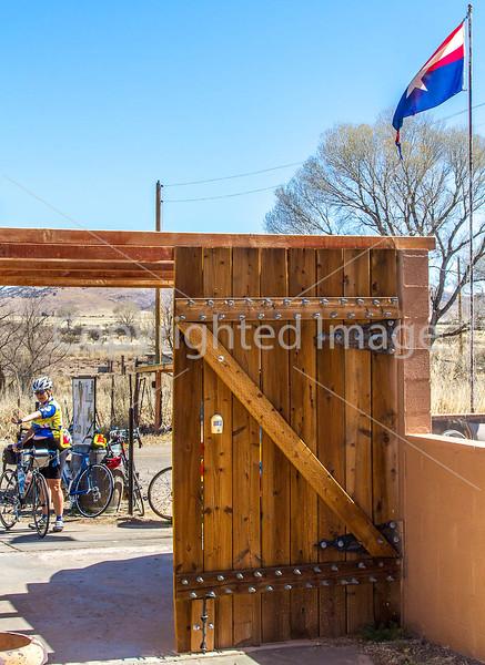 ACA - Arriving for lunch in Elgin, Arizona - D3-C3#1-0171 - 72 ppi