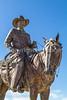 Statue in Sonoita, Arizona - D3-C3#1-0105 - 72 ppi