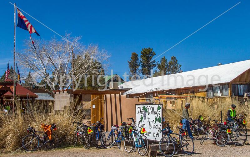 ACA - Arriving for lunch in Elgin, Arizona - D3-C3#1-0207 - 72 ppi