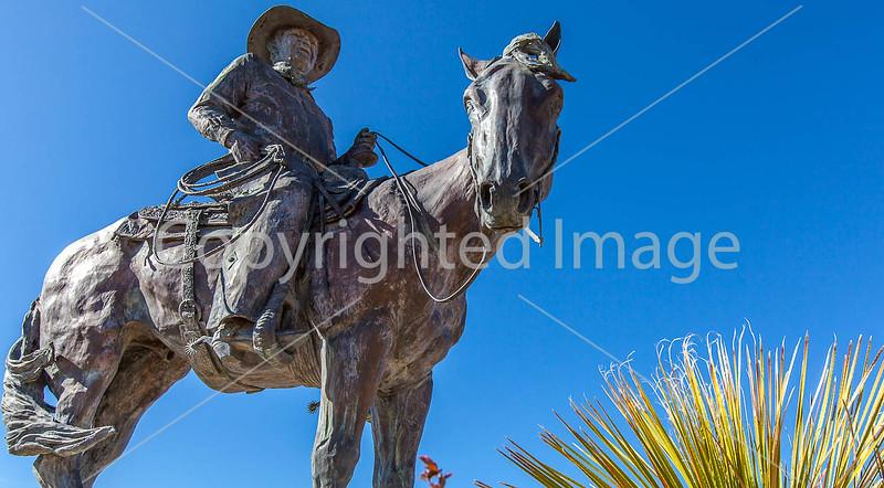 Statue in Sonoita, Arizona - D3-C2-0053 - 72 ppi-2