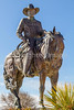 Statue in Sonoita, Arizona - D3-C3#1-0108 - 72 ppi