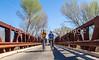 ACA - Rider(s) between Bisbee & Sierra Vista, Arizona - D6-C3-0248 - 72 ppi