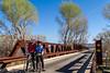 ACA - Rider(s) between Bisbee & Sierra Vista, Arizona - D6-C3-0224 - 72 ppi