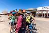 ACA - Cyclist on Allen Street in Tombstone, Arizona - D6-C2-0150 - 72 ppi