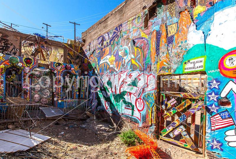 Downtown Bisbee, Arizona - D5-C2-0262 - 72 ppi