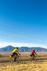 ACA - Rider(s) southwest of Bisbee, Arizona, on US 92 - D6-C3-0032 - 72 ppi