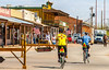 ACA - Cyclist(s) on Allen Street in Tombstone, Arizona - D6-C3-0497 - 72 ppi
