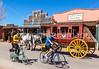 ACA - Cyclist on Allen Street in Tombstone, Arizona - D6-C2-0160 - 72 ppi-2