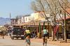 ACA - Rider(s) on Allen Street in Tombstone, Arizona - D6-C3-0484 - 72 ppi