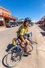 ACA - Cyclist on Allen Street in Tombstone, Arizona - D6-C2- - 72 ppi-2