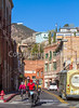 ACA - Cyclists in Bisbee, Arizona - D6-C1-0138 - 72 ppi