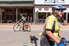 ACA - Cyclist on Allen Street in Tombstone, Arizona - D6-C2-0146 - 72 ppi
