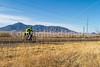ACA - Rider(s) southwest of Bisbee, Arizona, on US 92 - D6-C3-0016 - 72 ppi