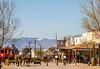 ACA - Rider(s) on Allen Street in Tombstone, Arizona - D6-C3-0487 - 72 ppi-2