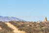 Schlieffelin Monument outside Tombstone, Arizona - D6-C1- - 72 ppi