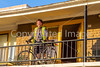 ACA - Cyclists in motel in Tombstone, Arizona - D4-C3-0002 - 72 ppi