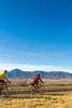 ACA - Rider(s) southwest of Bisbee, Arizona, on US 92 - D6-C3-0030 - 72 ppi