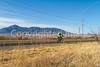 ACA - Rider(s) southwest of Bisbee, Arizona, on US 92 - D6-C3-0017 - 72 ppi