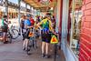 ACA - Cyclist(s) on Allen Street in Tombstone, Arizona - D6-C3-0501 - 72 ppi