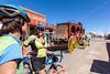 ACA - Cyclist on Allen Street in Tombstone, Arizona - D6-C2-0154 - 72 ppi