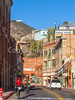 ACA - Cyclists in Bisbee, Arizona - D6-C1-0137 - 72 ppi
