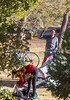 ACA - Cyclists and staff in camp in Bisbee, Arizona - D6-C1-0077 - 72 ppi