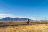 ACA - Rider(s) southwest of Bisbee, Arizona, on US 92 - D6-C3-0015 - 72 ppi