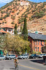 ACA - Cyclists in Bisbee, Arizona - D4-C3-0273 - 72 ppi