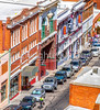ACA - Cyclists in Bisbee, Arizona - D4-C3- - 72 ppi-9