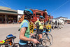 ACA - Cyclist on Allen Street in Tombstone, Arizona - D6-C2-0153 - 72 ppi