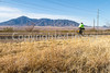 ACA - Rider(s) southwest of Bisbee, Arizona, on US 92 - D6-C3-0024 - 72 ppi