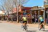 ACA - Cyclist(s) on Allen Street in Tombstone, Arizona - D6-C3-0481 - 72 ppi