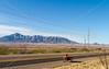 ACA - Rider(s) southwest of Bisbee, Arizona, on US 92 - D6-C3-0011 - 72 ppi