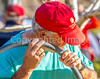 ACA - Cyclists and staff in camp in Bisbee, Arizona - D5-C1- - 72 ppi-2