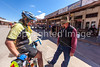 ACA - Cyclist on Allen Street in Tombstone, Arizona - D6-C2-0106 - 72 ppi