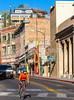 ACA - Cyclists in Bisbee, Arizona - D6-C1-0146 - 72 ppi