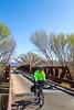 ACA - Rider(s) between Bisbee & Sierra Vista, Arizona - D6-C3-0109 - 72 ppi
