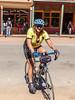 ACA - Cyclist on Allen Street in Tombstone, Arizona - D6-C2-0085 - 72 ppi