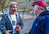 ACA - Cyclist and staff in camp in Bisbee, Arizona - D4-C2-0092 - 72 ppi