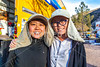 ACA - Cyclist and staff in camp in Bisbee, Arizona - D4-C2-0072 - 72 ppi