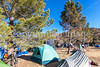 ACA - Cyclists and staff in camp in Bisbee, Arizona - D5-C2-0003 - 72 ppi