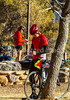 ACA - Cyclists and staff in camp in Bisbee, Arizona - D6-C1-0096 - 72 ppi-2