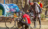 ACA - Cyclists and staff in camp in Bisbee, Arizona - D6-C1- - 72 ppi-2-2