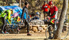 ACA - Cyclists and staff in camp in Bisbee, Arizona - D6-C1-0100 - 72 ppi