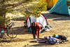ACA - Cyclists and staff in camp in Bisbee, Arizona - D6-C1-0063 - 72 ppi