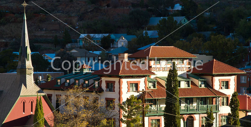 Bisbee, Arizona - D5-C3-0001 - 72 ppi